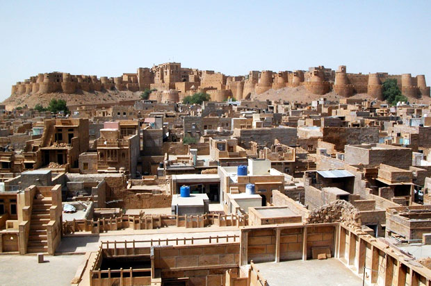 Jaisalmer Fort in Jaisalmer