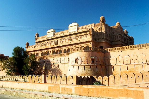 Junagarh Fort in Bikaner