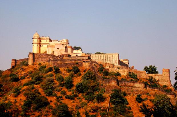 Kumbhalgarh Fort of Kubhalgarh