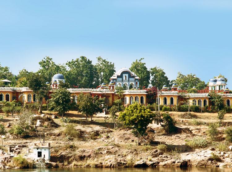 Bundelkhand Riverside in Orchha
