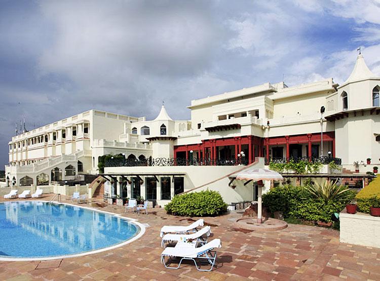 Noor-Us-Sabah Palace, Bhopal, Madhya Pradesh