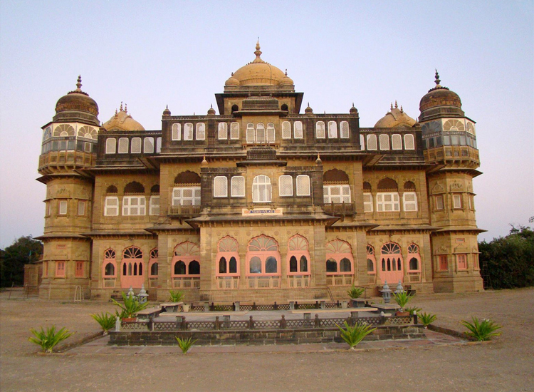 Palaces in Gondal in Gujarat