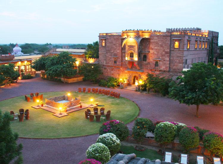 Fort Chanwa, Jodhpur