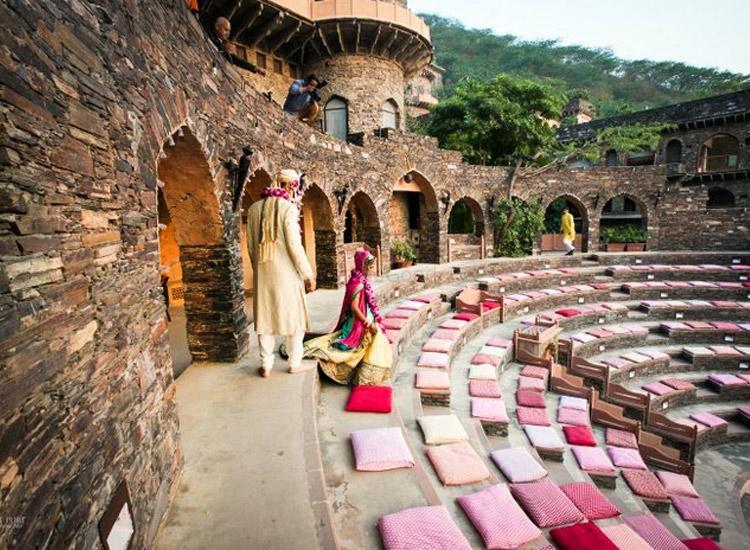 Neemrana Fort, Alwar, Rajasthan