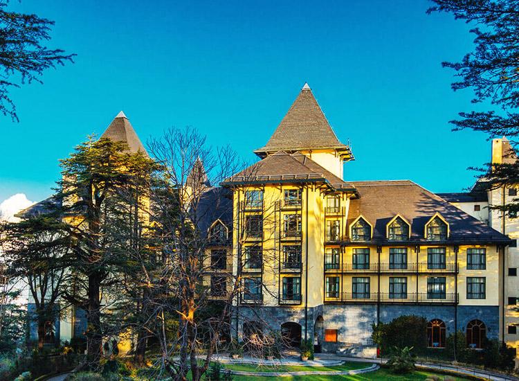 Oberoi Wildflower Hall in Shimla