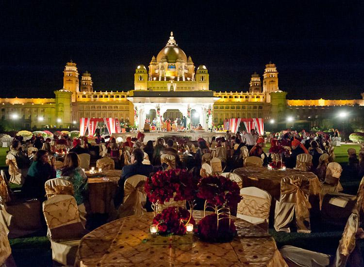 Umaid Bhawan Palace in Jodhpur