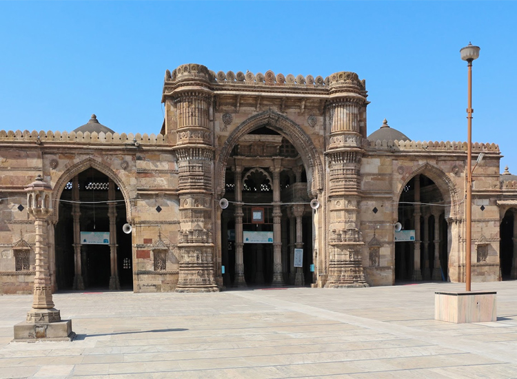 Sarkhej Jama Masjid, Gujarat