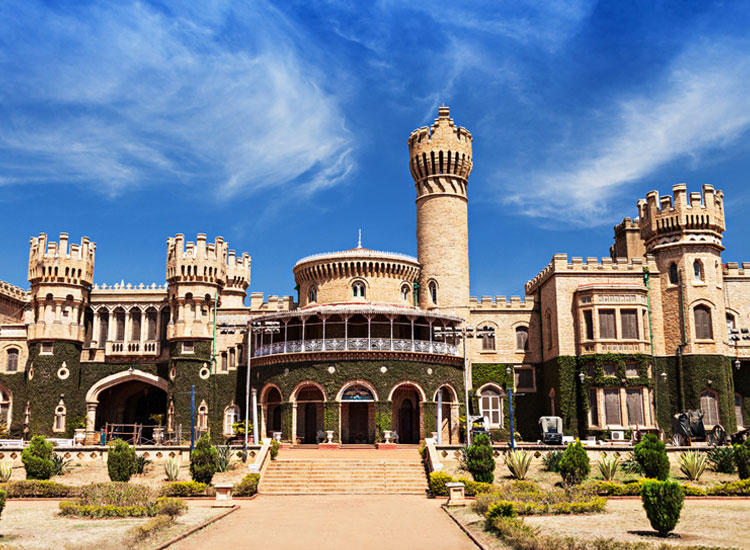 Bangalore Palace, Bangalore in India