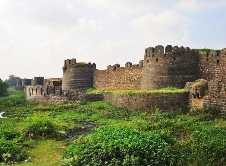 Gulbarga Fort, Gulbarga in Karnataka