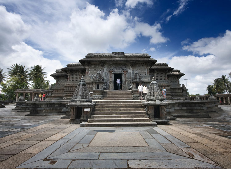 Hoysaleswara Temple monuments in Karnataka