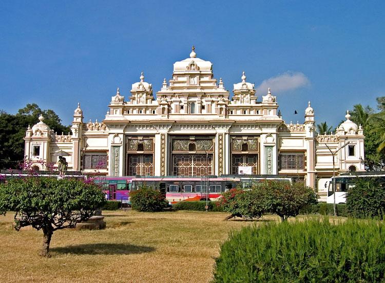 Jaganmohan Palace Art Gallery, Mysore in Karnataka