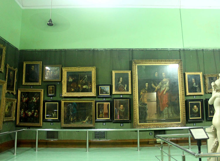 Baroda Museum and Picture Gallery in Gujarat