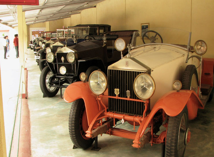 World Vintage Car Museum, Gujarat