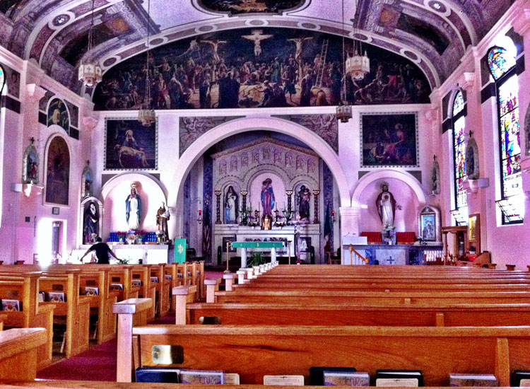 Church of Lady of Rosary