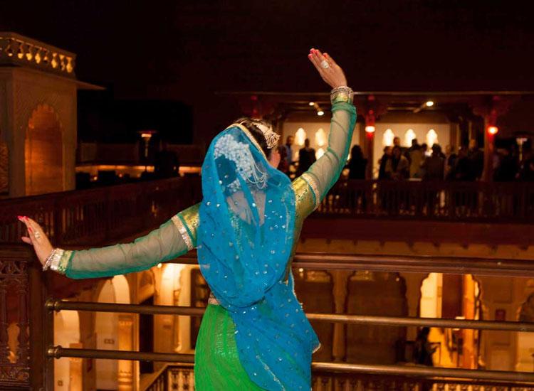 Classical Kathak Dance performance in Haveli Dharampura