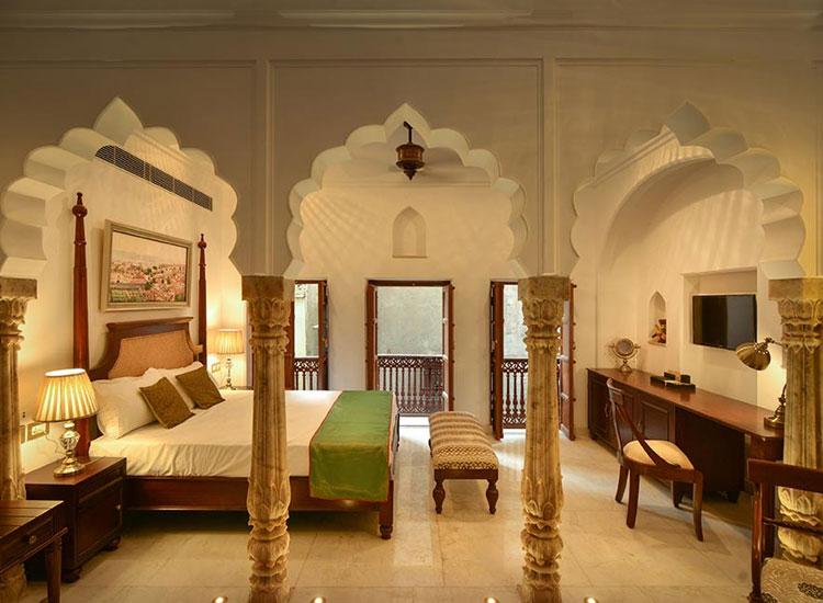 Diwan-E-Khas Room of Haveli Dharampura