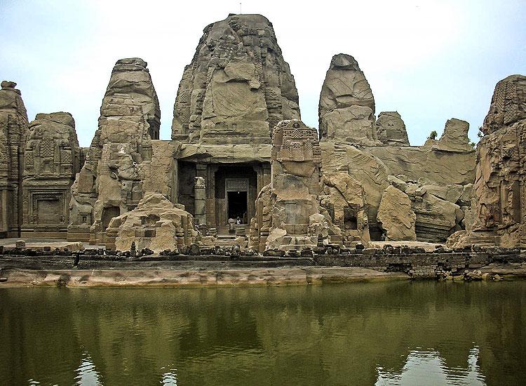 Rock-Cut Temples