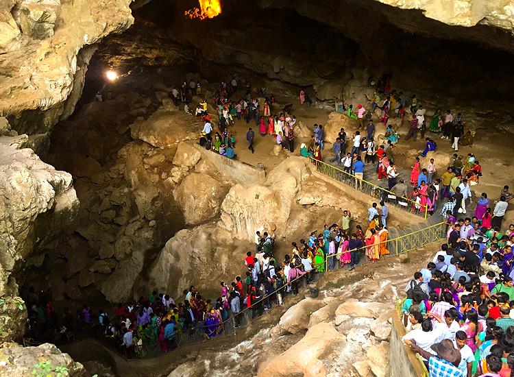 Borra Caves, Andhra Pradesh