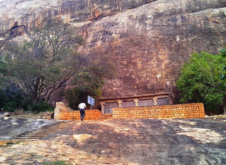 Sittanavasal Cave Temple, Tamil Nadu