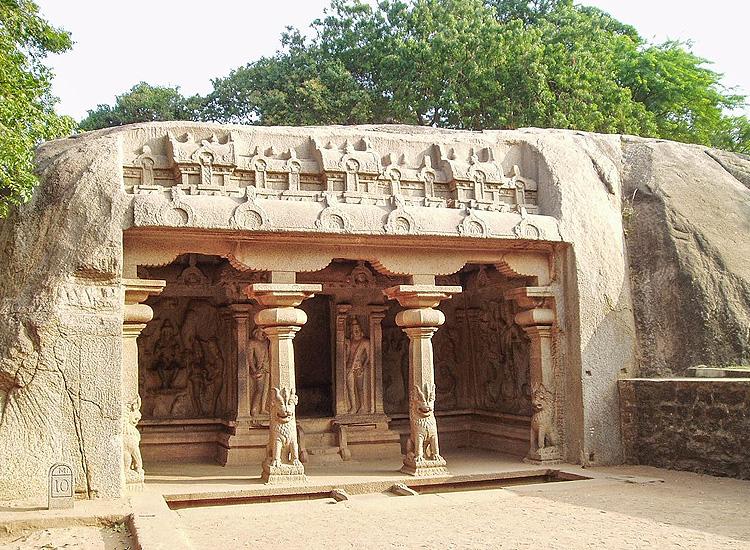 Varaha Caves, Tamil Nadu