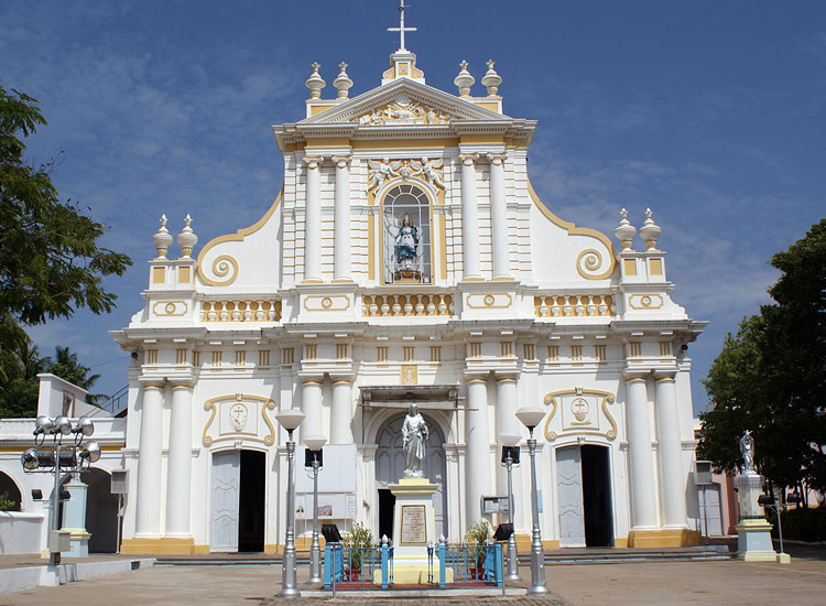 roman catholic archdiocese of pondicherry