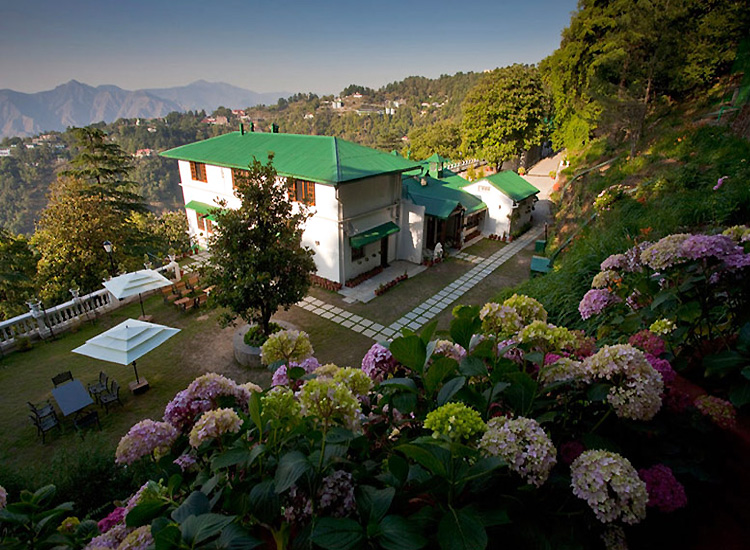 Amber Vermont Estate in Mussoorie