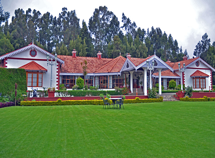 Kluney Manor in Ooty