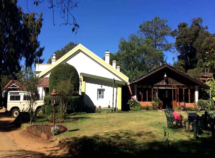 Lymond House in Ooty