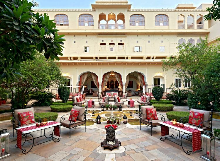 Samode Haveli in Jaipur