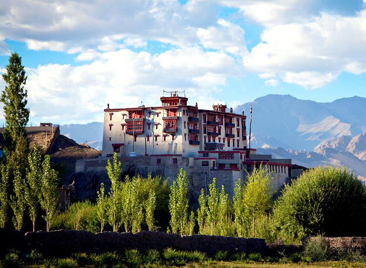 Stok Palace Heritage Hotel in Ladakh