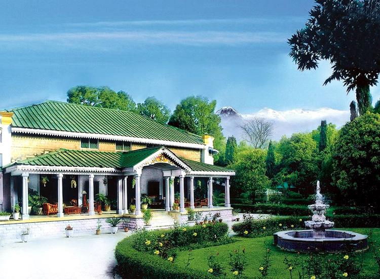 Taragarh Palace, Kangra, HImachal