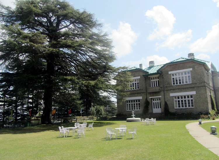 The Palace Hotel in Chail