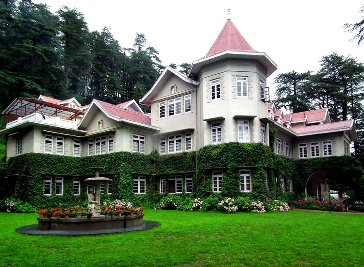 Woodville Palace, Shimla, HImachal