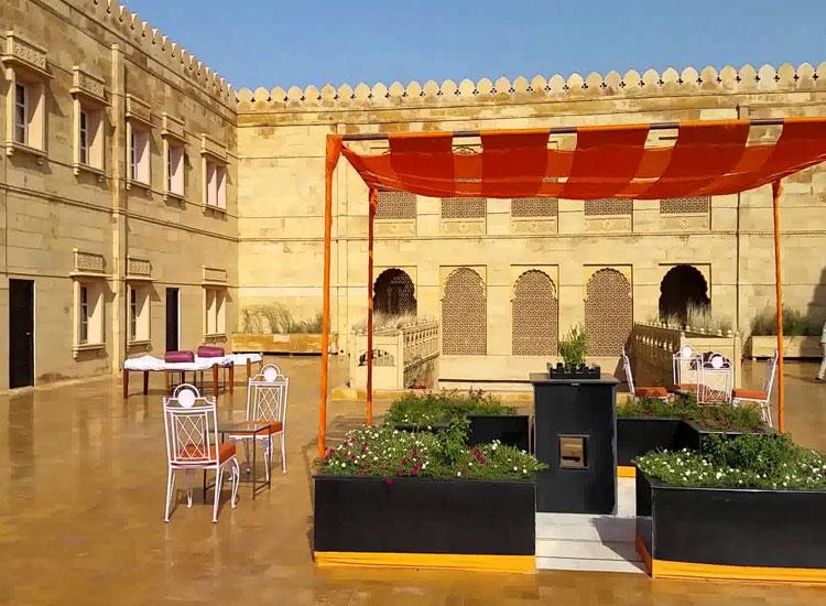 suryagarh haveli jaisalmer
