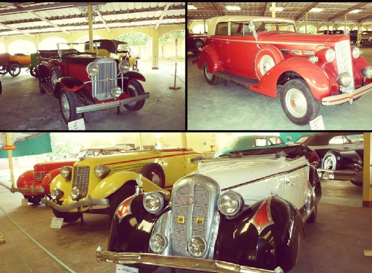 Auto World Vintage Car Museum, Gujarat
