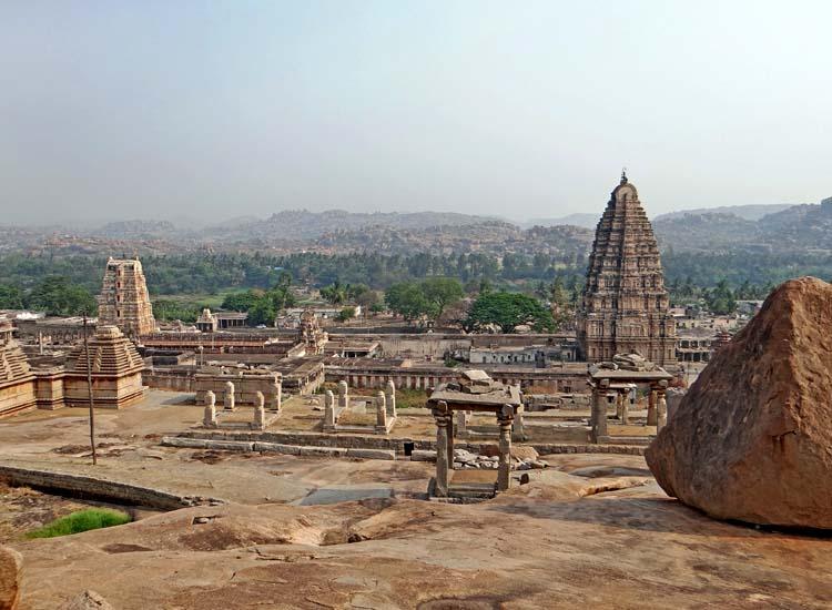 Hampi: UNESCO World Heritage Site