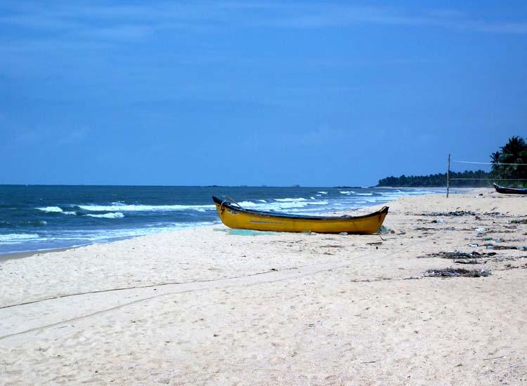 Udupi Beach, Karnataka