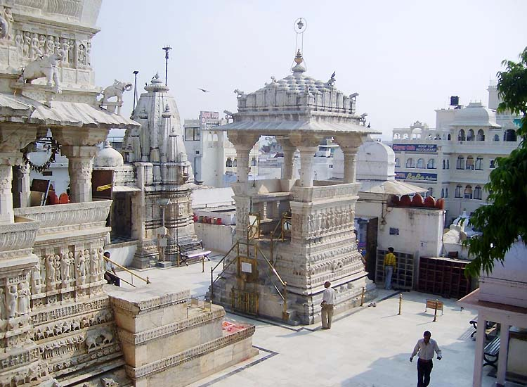 Jagdish temple, Udaipur