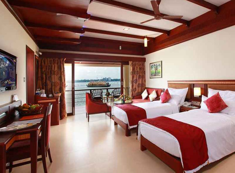 Hotel Lake Palace Resort Alleppey