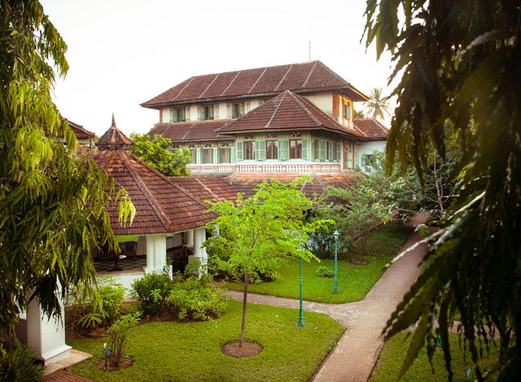 Kalari Kovilakom in Palakkad, Kerala