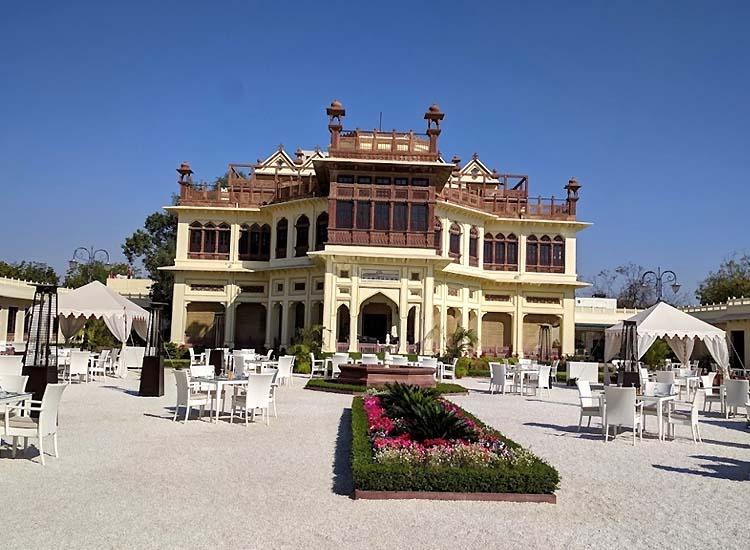 Ajit Bhawan Hotel in Jodhpur