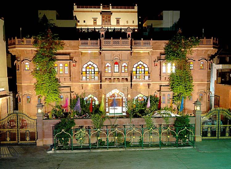 Heritage Kuchaman Haveli in Jodhpur