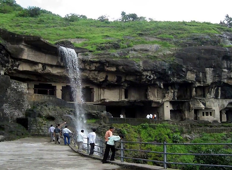 Ajanta and Ellora Caves in Aurangabad