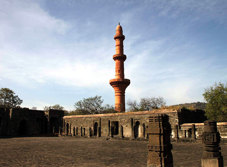 Chand Minar in Daulatabad