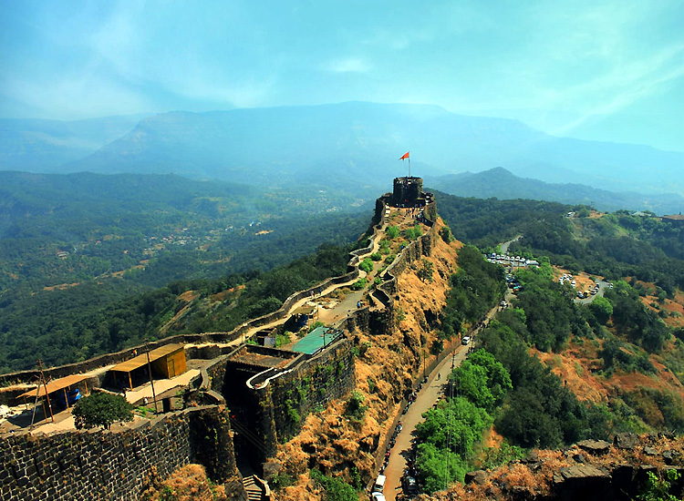 Pratapgad Fort, Satara, India