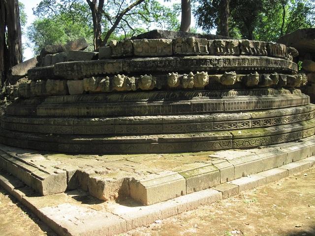 Deoparbat Ruins, Assam