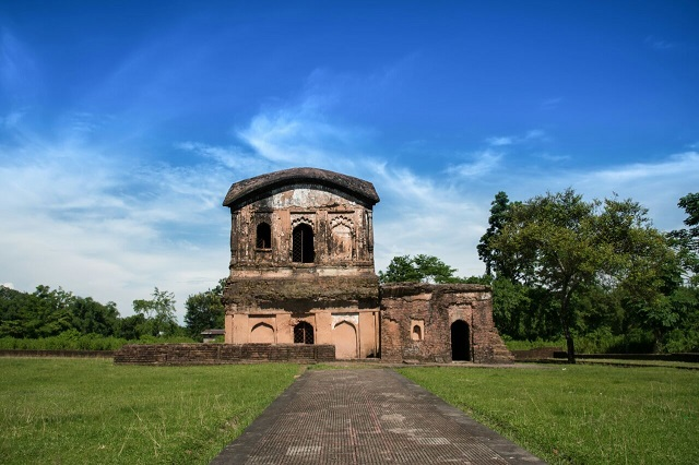 Kachari Fort, Assam