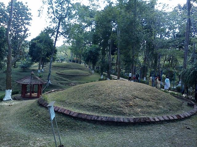 Barbarua Maidam, Assam