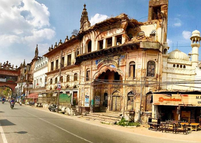 Shawkat Mahal, Bhopal